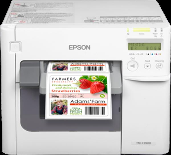 Picture of Epson TM-C3500