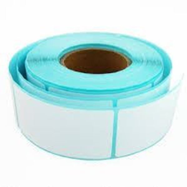Picture of Thermal Direct 101mm x 73mm 76mm core 1 across Label 2,000per roll. Price on Application