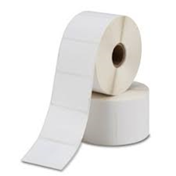 Picture of Thermal Transfer 100mm x 48mm 38mm 1 across 500 per roll