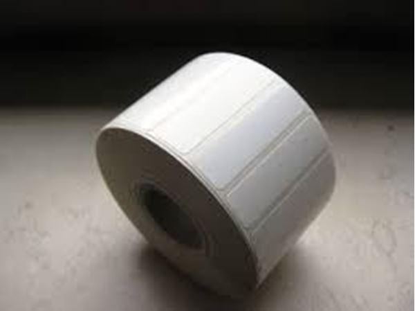 Picture of Thermal Transfer 100mm x 123mm 38mm core 1 across Label 250per roll. Price on Application